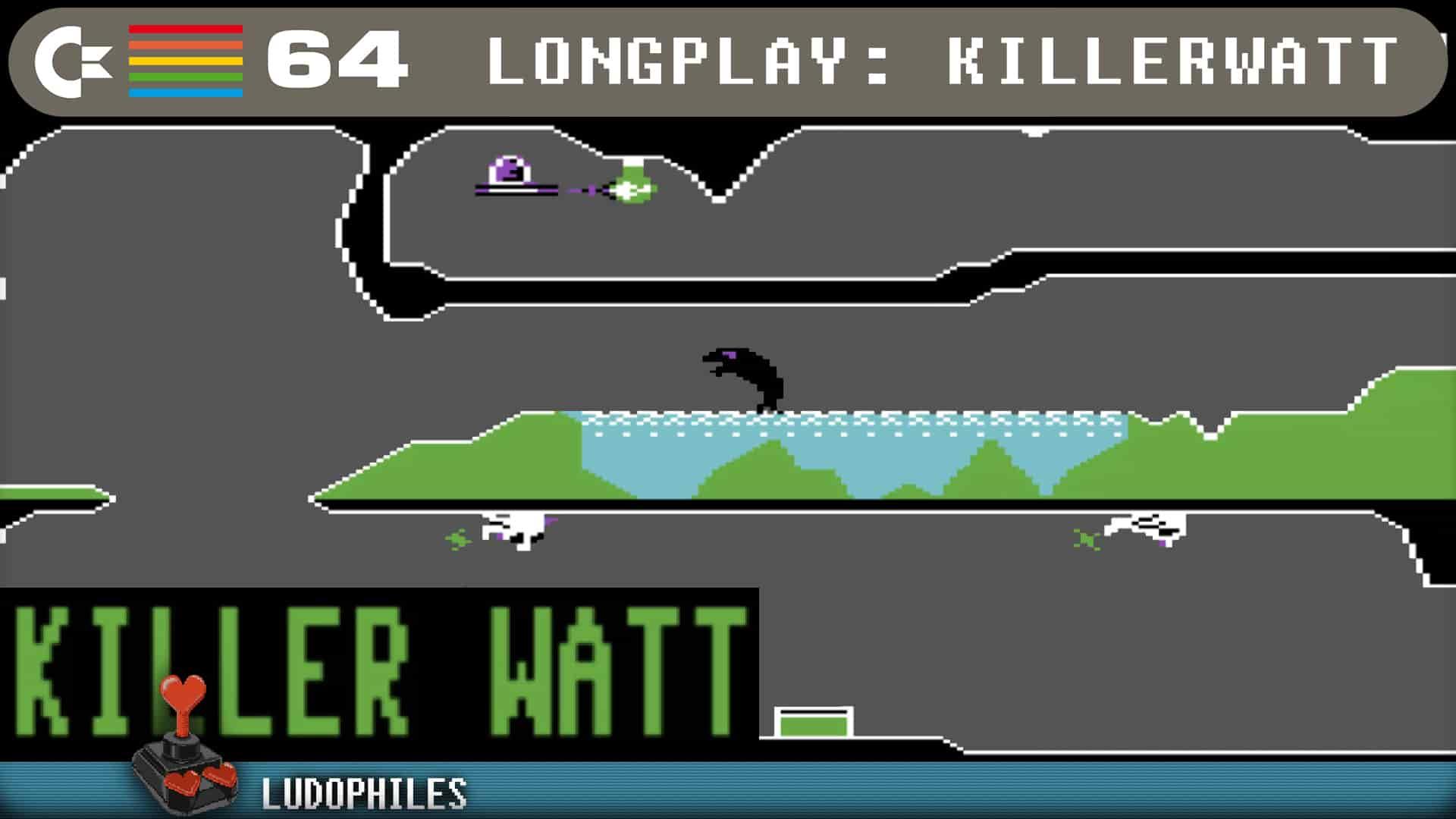 Kilerwatt C64 Longplay